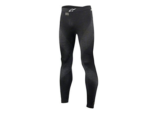 Series Race Pants (Alpinestars ZX EVO Pants (Black/Gray, Medium/Large))