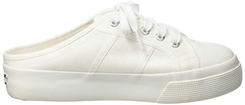 901 Para 2397 Con cotw Superga white Mujer Plataforma Bianco Sandalias CzwOqnqZ
