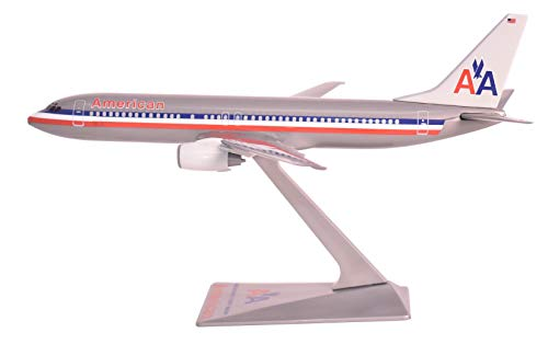 American (70-13) 737-800 Airplane Miniature Model Plastic Snap Fit 1:200 Part# ABO-73780H-003