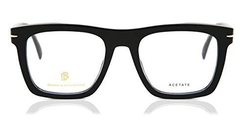 Eyeglasses DAVID BECKHAM Db 7020 0807 Black / 00 Demo Lens