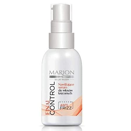 MARION Final Control Moisturizing Serum For Curly Hair