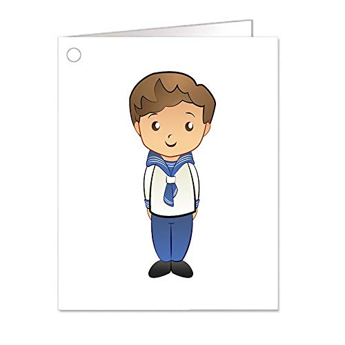 BodasOutlet Primera Comunion Tarjetas Niño (18): Amazon.es: Hogar