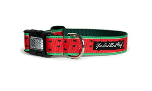 Watermelon Cutie Dog Collar ()