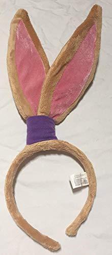 SF Looney Tunes Lola Bunny Bugs Girlfriend Girl Rabbit Headband Head Band Ears Halloween