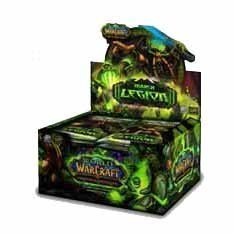 (World of Warcraft TCG: March of the Legion Booster Box (24 Packs))