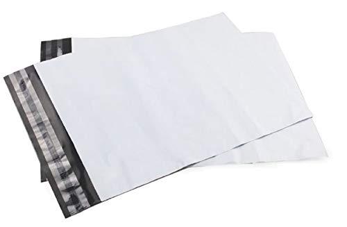 White Self Sealing Poly Shipping Envelope Mailers | Full LINE Available 6x9 7.5x10.5 9x12 10x13 12x15.5 14.5x19 19x24 24x24 26x32 | Secure Seal (24