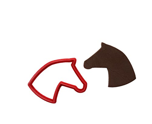 Horse Head Cookie Cutter ()