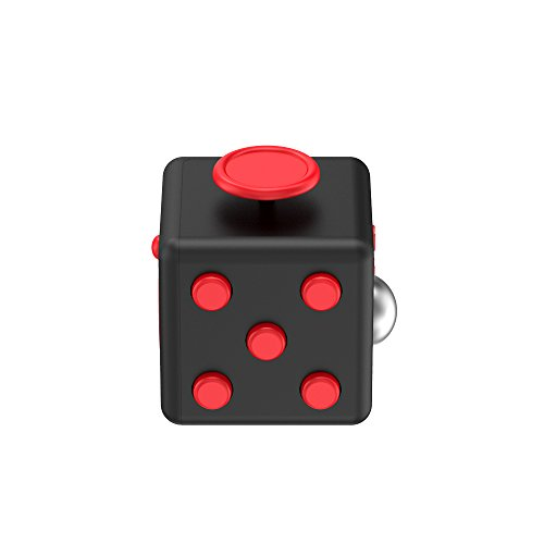 Trianium Fidget Cube Anti-Stress/Anti-anxiety and Depression Quality Toy for Children, Teen, Student, Adult