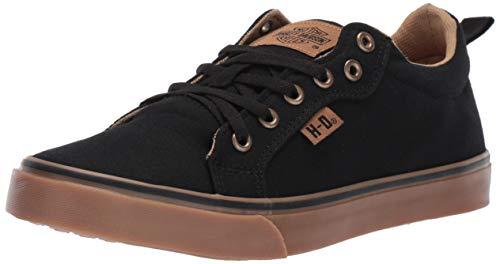 HARLEY-DAVIDSON Women's Torland Sneaker Black 07.0 M US