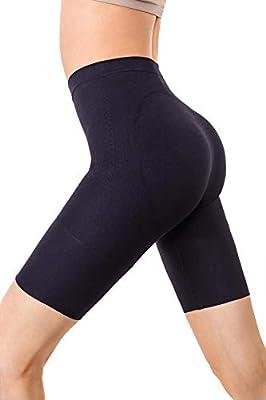 MD Women's Thigh Shapewear High Waist Mid Thigh Shaper Slimmer Power Shorts
