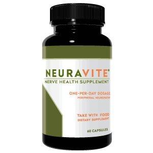 PerformanceFoot Blaine Labs Neuravite Diabetic Nerve Vitamin Supplement for Neuropathy (60 caps)
