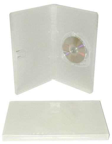 - 5 Standard Frosted Clear Sony PSP Empty Replacement Game Cases Boxes #VGBR12PSPCLFR