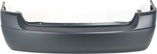 OE Replacement Chevrolet Malibu Rear Bumper Cover (Partslink Number GM1100679)