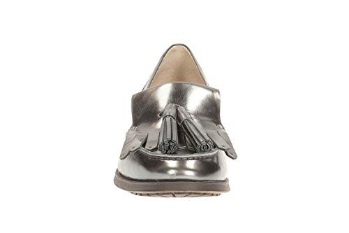 Metallic Folly Busby 41 7 D Pewter EU Clarks Dark UK HPOAA