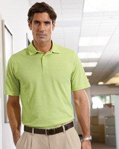 Ashworth Knit Shirt - Ashworth Mens EZ-Tech Short-Sleeve Textured Polo - SEAPORT - 3XL