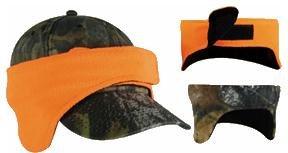 Outdoor Cap Company Inc Dfleece Cap Wrap Mobu