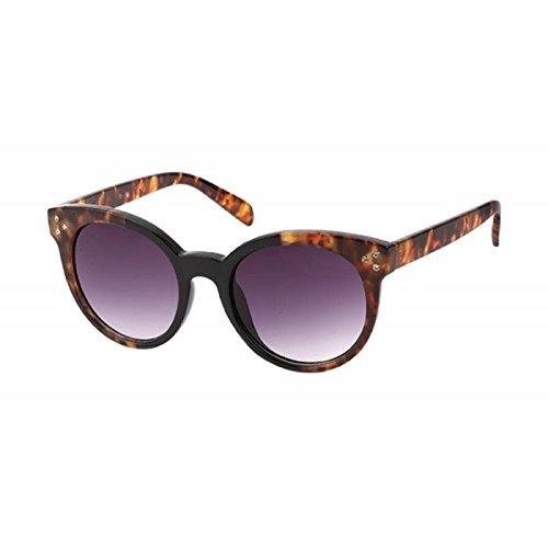 Chic-Net Gafas de sol gafas redondas Panto 400 UV triángulo ...