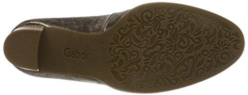 Marron Femme Holz Comfort Torba Shoes Gabor 43 Escarpins tTnwqIxg