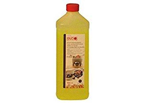 FIRE BLITZ EVA – Fondue Gel Fuel that contains Bioethanol (1 Litre Bottle) Kaufgut