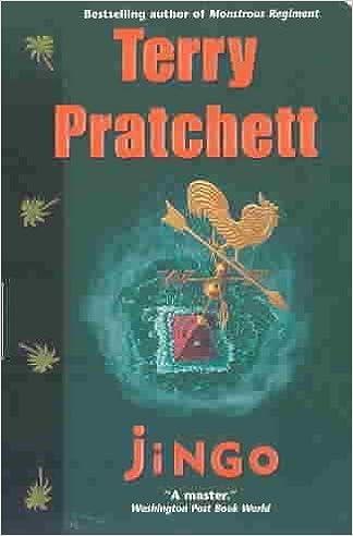 nobby design monets home and gardens.  Jingo Discworld Terry Pratchett 9780061059063 Amazon com Books