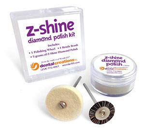 Z-Shine Dental Diamond Polish Kit