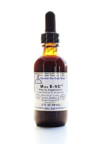 Max B-ND 2 унции премьера Research Labs