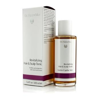 (Dr. HAUSCHKA Revitalizing Hair and Scalp Tonic, 3.4 Fluid Ounce)