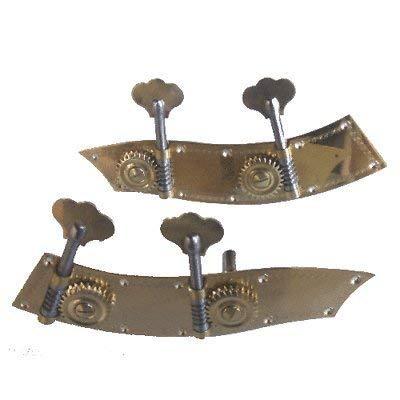Double bass machine head pegs 4/4&3/4 ROY-1012