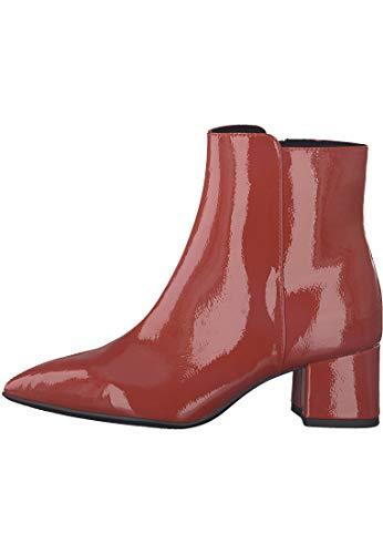 Patent 520 Rosso Donna 21 25371 chili Tamaris Stivaletti nYH4Bq