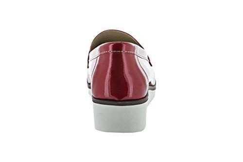 10552 Mujer VALERIA Rojo 62 Copete qft6wn