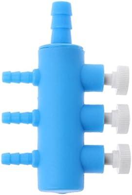 Ycncixwd - Bomba de Aire para Acuario o pecera, Tubo de Agua de plástico para jardín, válvula de Control de Volumen: Amazon.es: Productos para mascotas