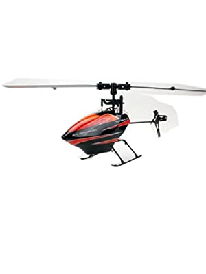 Wl Toy 2.4g 6ch V922 3d Outdoor Rc Mini Flybarless Helicopter Heli RTF with Gyro LCD by WI Toys