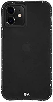 Case-Mate - iPhone 11 Case - Tough Speckled - 6.1 - Black
