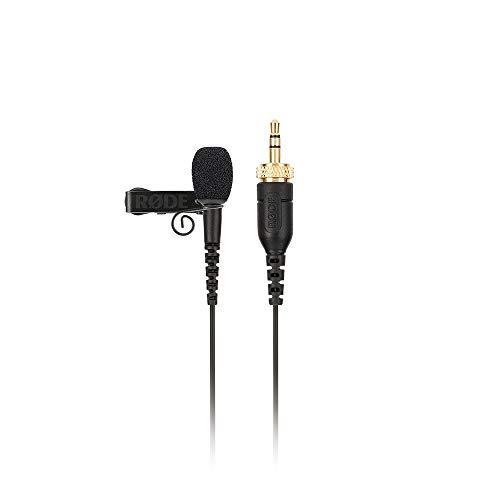 Rode RODELink LAV Omni-Directional Miniature Microphone, Black