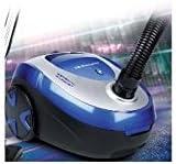 Orbegozo 16436 Aspirador con bolsa, 800W, 800 W, Azul eléctrico y plateado: Amazon.es: Hogar