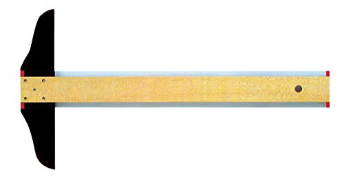 (Jack Richeson Transparent Edge T-Square, 24 in)