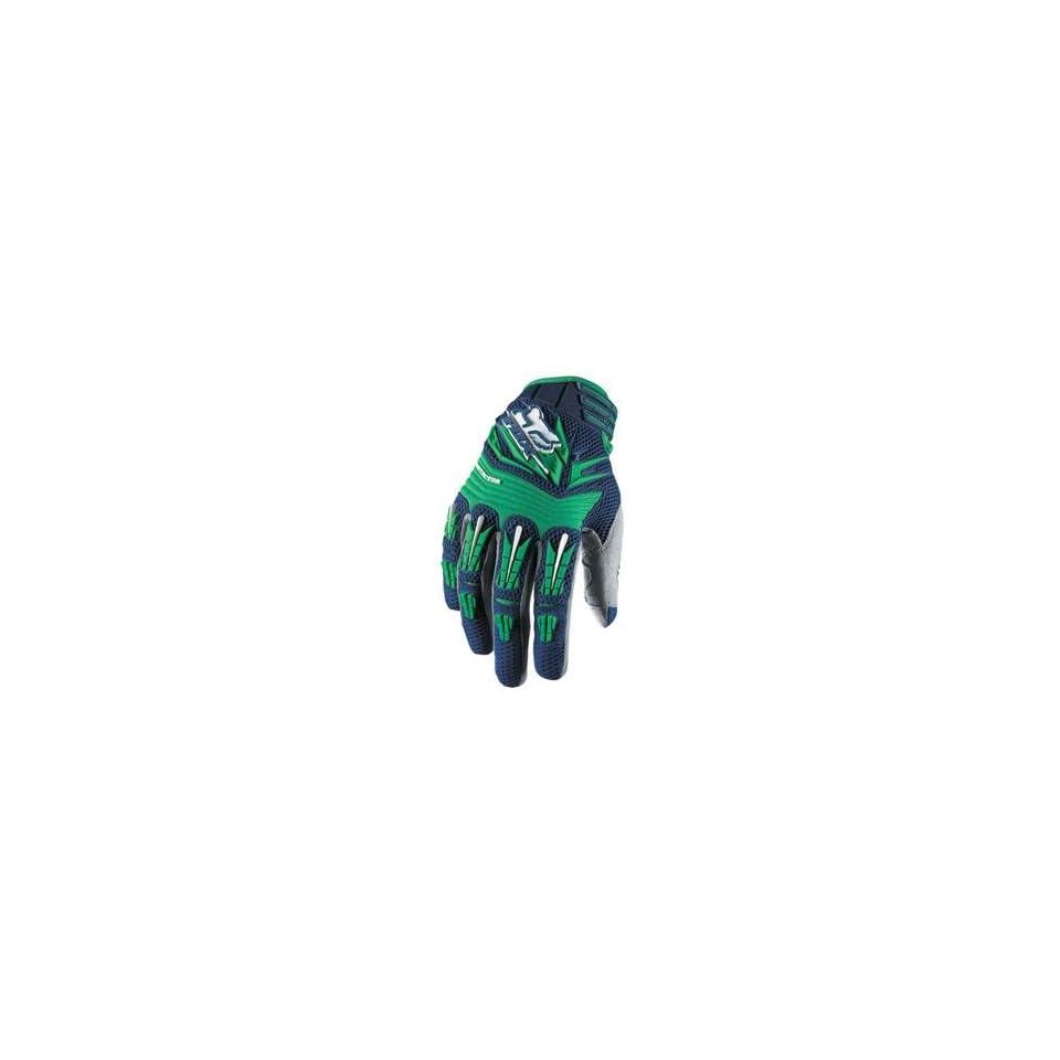 Fox Racing Pawtector Gloves   Large/Navy