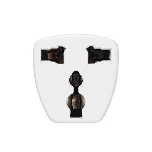 Kinshops Portable Plug Adapter Universal Travel US or EU to AU Power Socket Adapter Travel Converter Adapter Outdoor…