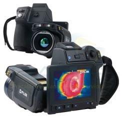 FLIR T640bx Bldg IR Camera 640 x 480 Resolution/30Hz w/15° Lens