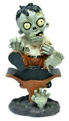 Used, Forever Collectibles Texas Longhorns Zombie Figurine for sale  Delivered anywhere in USA