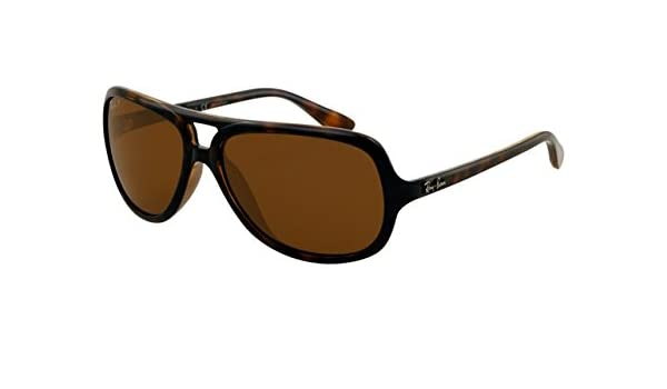 e315356f53 ... uk ray ban rb4162 sunglasses light havana frame crystal brown polar  amazon sports outdoors a7c99 4e415
