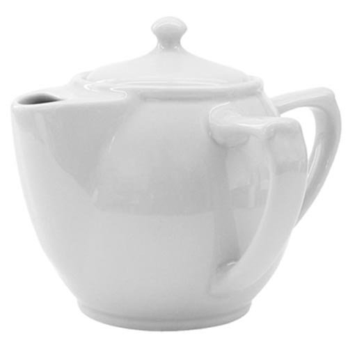 Wade Dignity Two Handled Tea Pot - White by Complete Care Shop
