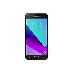 "Samsung Galaxy J2 Prime (16GB) 5.0"" 4G LTE GSM Dual SIM Factory Unlocked International Version, No Warranty G532M/DS (Black)"