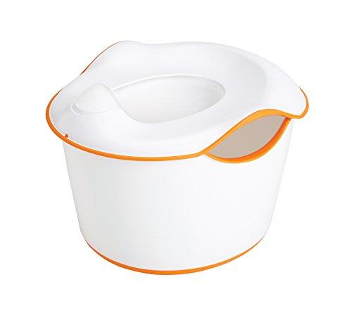 Ubbi Potty Toilet Trainer Orange