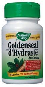 Goldenseal Root 50 Caps - Goldenseal Root / 50 Caps Brand: Natures Way
