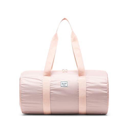 (Herschel Packable Duffle Duffel Bag, Cameo Rose, One)