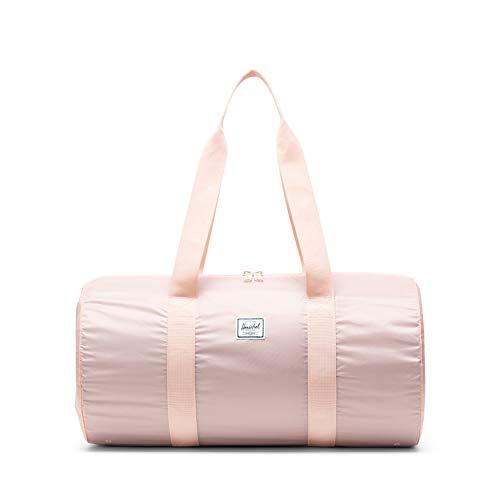 Herschel Packable Duffle Duffel Bag, Cameo Rose, One Size