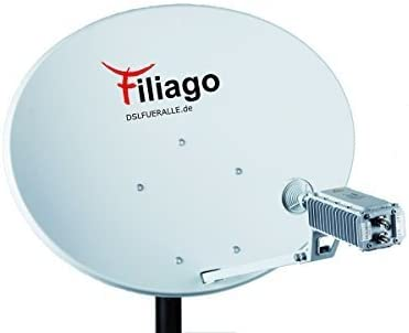filiago 4.0 S – Internet por satélite con 30 Mbit/s – Tarif ...
