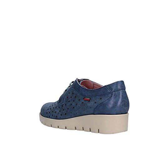 Mujer Zapatos Para Azul Cordones Xwqxuzpcf Callaghan Haman De Derby 0xxpqwg