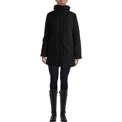 jones new york black coat - 7